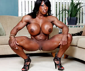 Category: muscle black