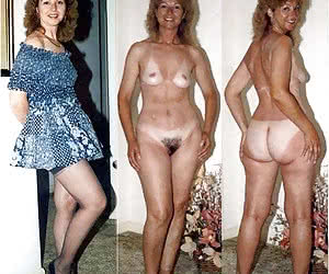 Some retro pics of mature housewife