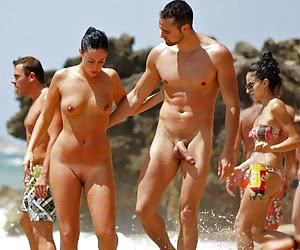 Horny Nudists