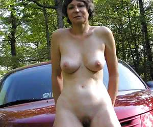 Category: outdoor mature