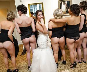 Category: brides and just married